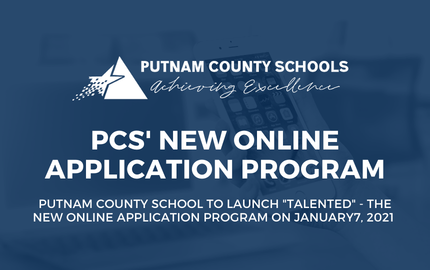 PCS' New Online Application Program, TalentEd