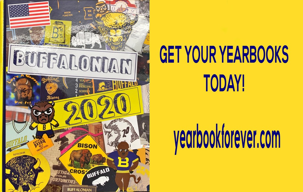 2020-2021 Yearbooks on Sale