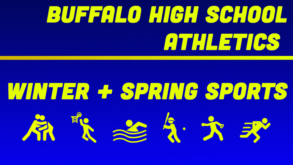 Winter and Spring Sports information