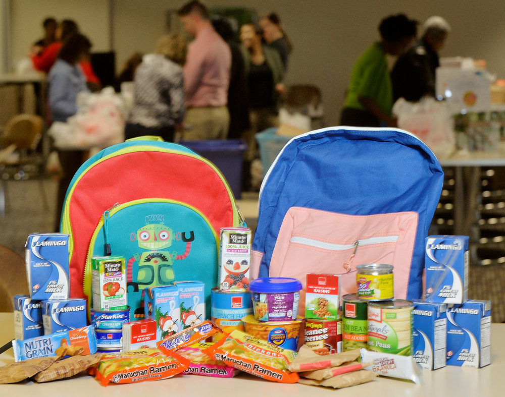 Backpack Buddy Summer Food Program