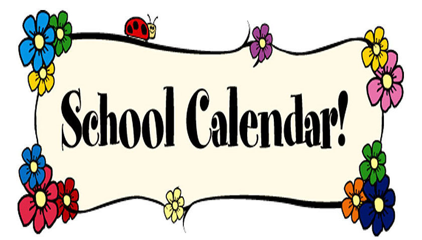 Updated PCS 2020-2021 School Calendar