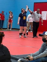 Girls State Wrestling Tournament