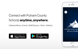 Putnam County Schools Launches New Mobile App