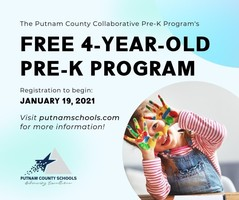 Free 4 Year Old  Pre-K Program