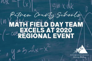 PCS 2020 Regional Math Field Day Winners