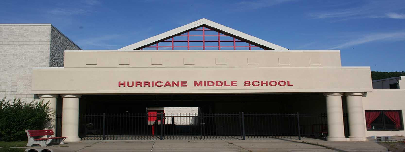 Hurricane Middle School Building