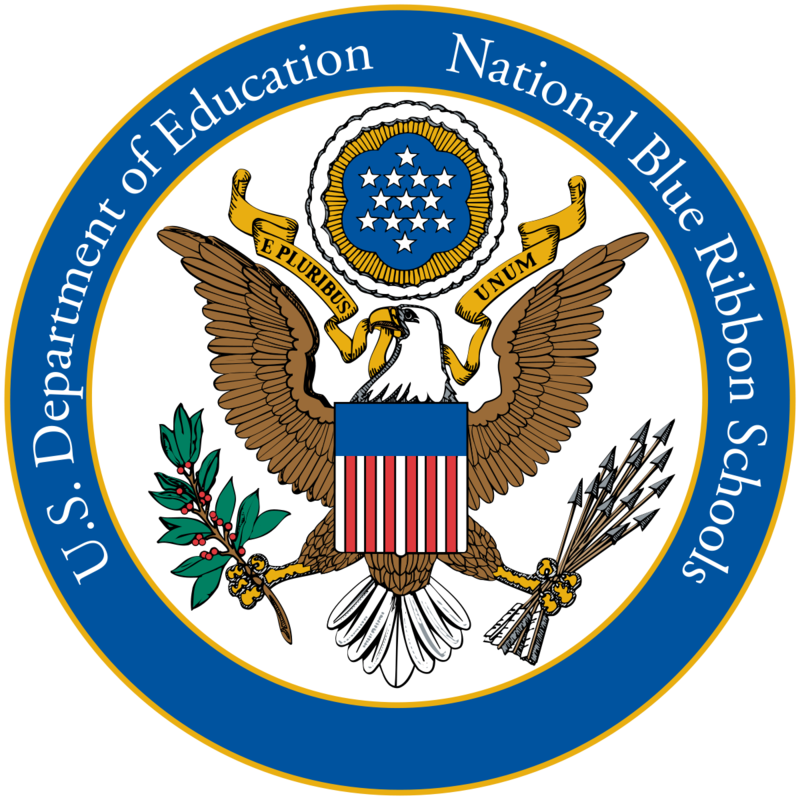National Blue Ribbon School Logo